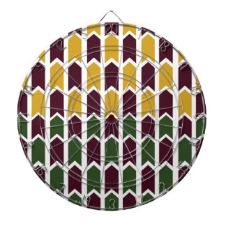 Royalty Checkered Panel Fence Dart Boards