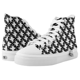 Royalty Designer Shoes Printed Shoes