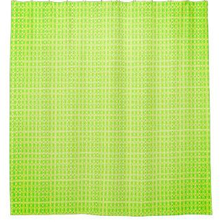 Royalty-Fabrics-Green-Apple_Bathroom_Unisex Shower Curtain