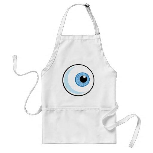 Royalty-Free-RF-Copyright-Safe-Blue-Eye-Ball EYEBA Aprons