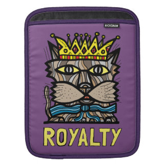 """Royalty"" iPad, iPad Mini, MacBook Air Sleeve"
