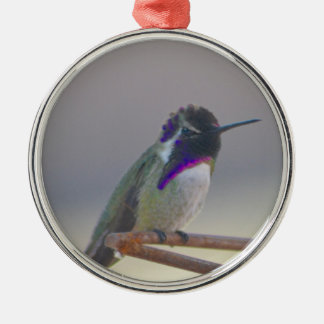 Royalty Metal Ornament