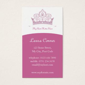 Royalty / Princess Business Cards