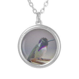 Royalty Silver Plated Necklace