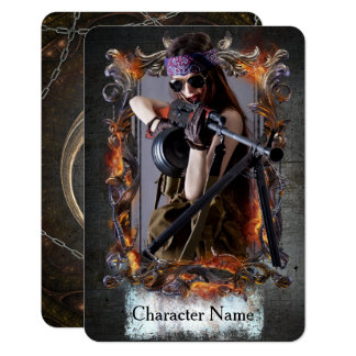 RPG Character Card 5