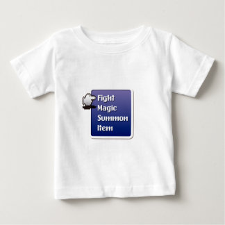 RPG Menu Baby T-Shirt