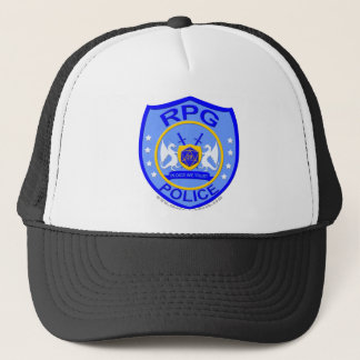 RPG Police Trucker Hat