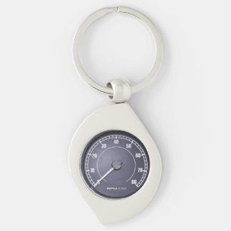 """RPM Gauge"" design gifts and products Key Chains"