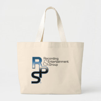 RPS Recording & Entertainment Tote Bags