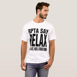 RPTA Say Relax Men's T-Shirt