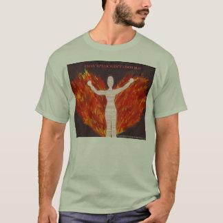 RSD/CRPS Fire Angel T-Shirt