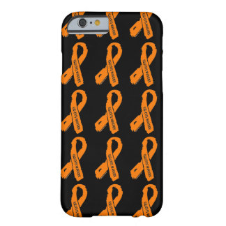 RSD/CRPS WARRIOR torn ribbon Barely There iPhone 6 Case