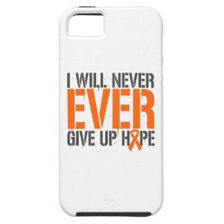 RSD I Will Never Ever Give Up Hope iPhone 5 Cases