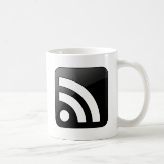 RSS CLASSIC WHITE COFFEE MUG