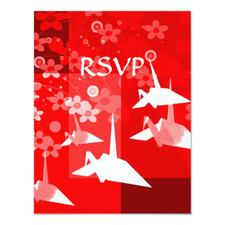 RSVP Cards 11 Cm X 14 Cm Invitation Card