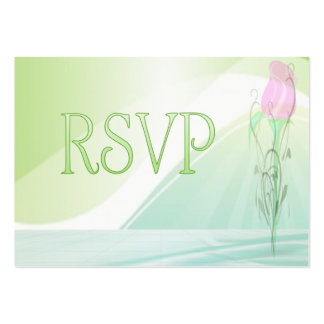RSVP Cards Pack Of Chubby Business Cards