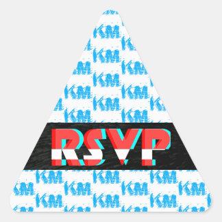 RSVP Sticker