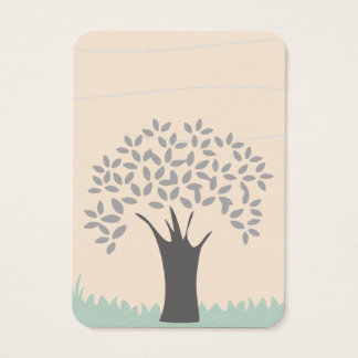 RSVP Tree of Life Business Card