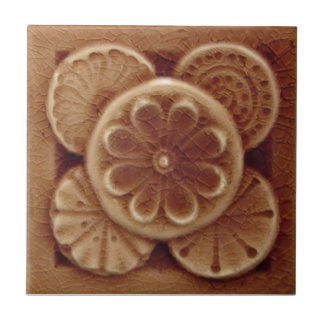 RT010 Faux-Relief Antique Reproduction Tile