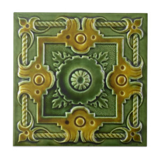 RT036 Faux-Relief Antique Reproduction Tile