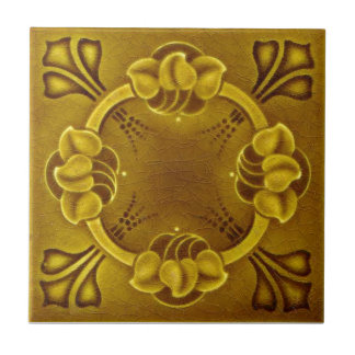 RT052 Faux-Relief Antique Reproduction Tile