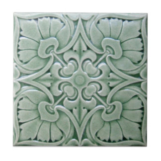 RT063 Faux-Relief Antique Reproduction Tile