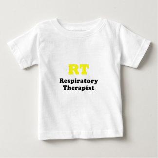 RT Respiratory Therapist Baby T-Shirt