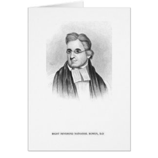 Rt. Rev. Nathaniel Bowen Card