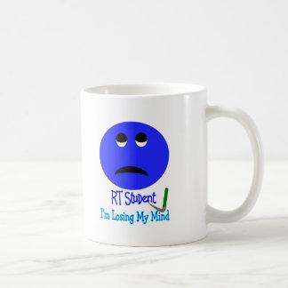 RT Student IM LOSING MY MIND BIG BLUE SMILEY Mug