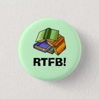 RTFB! 3 CM ROUND BADGE