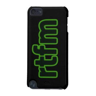 rtfm iPod Touch Case