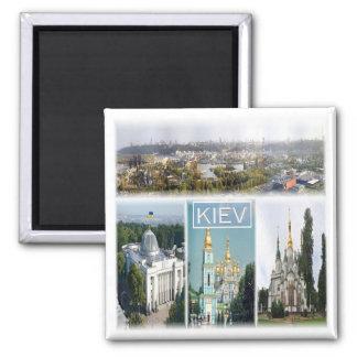 RU * Russia - Kiev Kyiv Ukraine Magnet