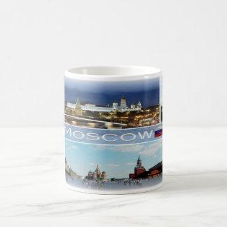 RU  Russia - Moscow - Coffee Mug