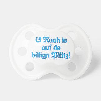Ruah cheap Plätz Bavarian Bavaria Dummy