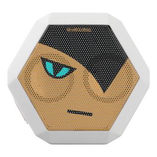 Ruan Toastie White Boombox Speaker