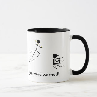 Rubber Band Assassin Mug