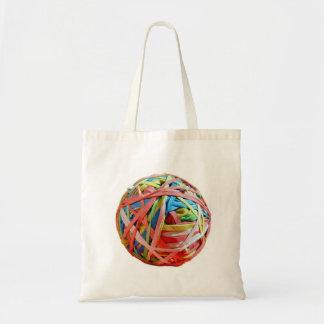 Rubber Band Ball Bag