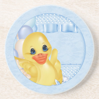 Rubber Duck Coaster