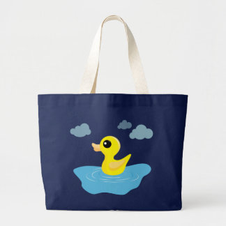 Rubber Duck Grocery Tote