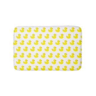 Rubber Duck Pattern Bath Mat