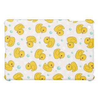 Rubber Duck Pattern iPad Mini Cases
