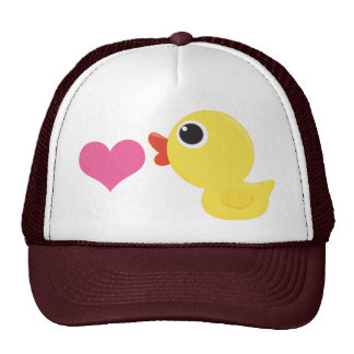 Rubber Duckie Cap