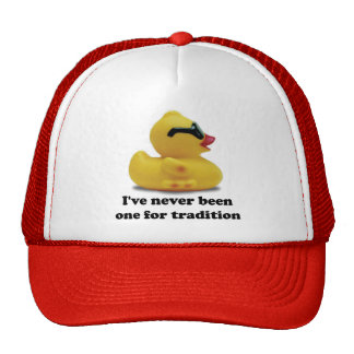 Rubber Duckie Rebel Cap