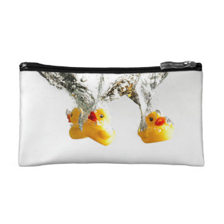 Rubber Ducks Cosmetic Bag