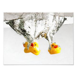 Rubber Ducks Photo Print