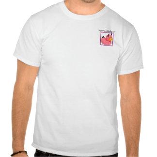 Rubber Ducky - AmericanDucky.com Logo T Shirts