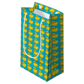 """Rubber Ducky"" Gift Bag"