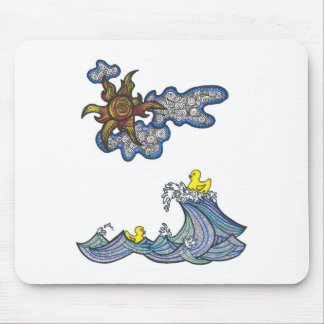 Rubber Ducky Mouse Pad