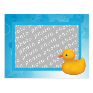 Rubber Ducky Postcards