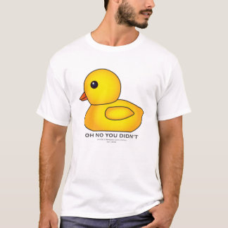 Rubber Ducky Shirt - White